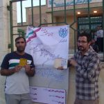 حضور پر رنگ و  چشمگیر مردم خدابنده در انتخابات+تصاویر
