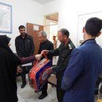 تجلیل فرمانده سپاه خدابنده از بانوان بسیجی ورزشکار+تصاویر
