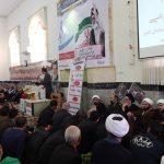 مراسم گرامیداشت حماسه ۹دی در خدابنده برگزار شد+تصاویر