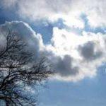 بیشترین سرعت وزش باد طی ۲۴ ساعت گذشته در خدابنده
