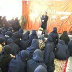 برگزاری همایش حجاب و عفاف در خدابنده