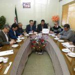 جلسه مشترک مدیر کل نوسازی مدارس استان زنجان با روسای ادارات آموزش وپرورش خدابنده برگزار شد