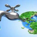 بهره برداری از شبکه توزیع و خط انتقال آب در خدابنده