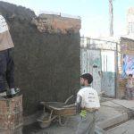 فعالیت گروههای جهادی در خدابنده+تصاویر